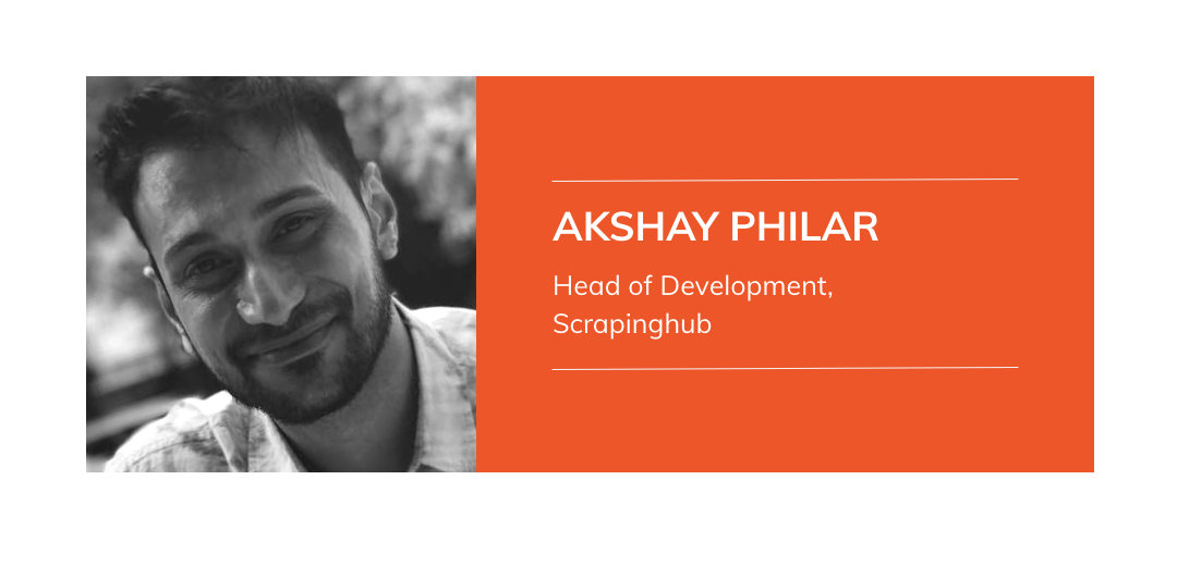 Web Scraping at Scale - Proxy and Anti-Ban Best Practice - Akshay Philar & Tomas Rinkle