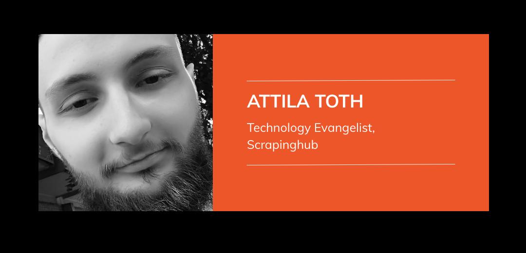 Attila Toth, Technology Evangelist